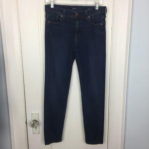 Fidelity Belvedere High Rise Ultra Slim Jeans - 29